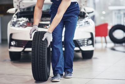 MOT tyre failure reasons