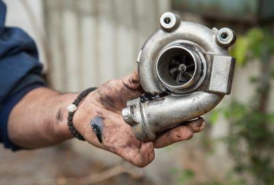 Common turbo failure symptoms