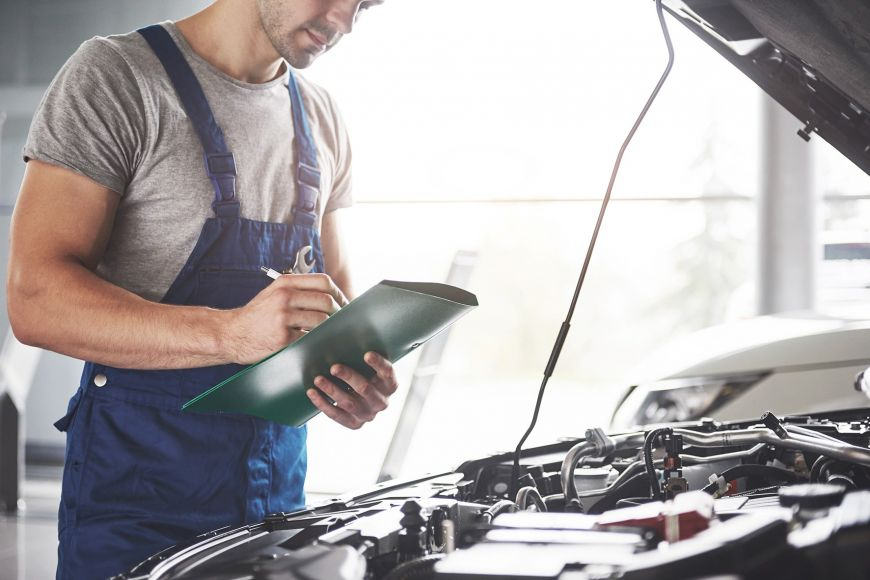 how much does an mot cost
