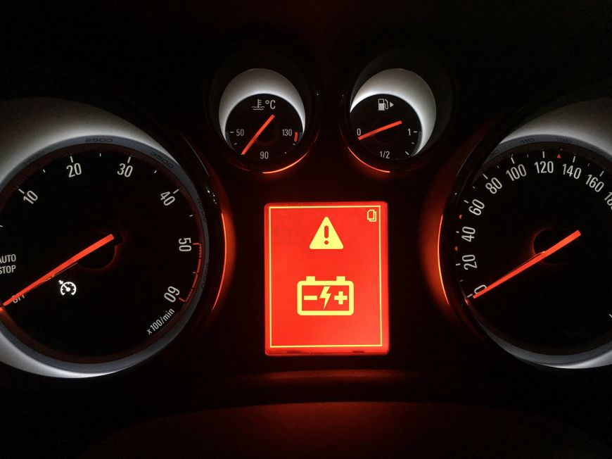 why does my car battery keep dying when it's cold?